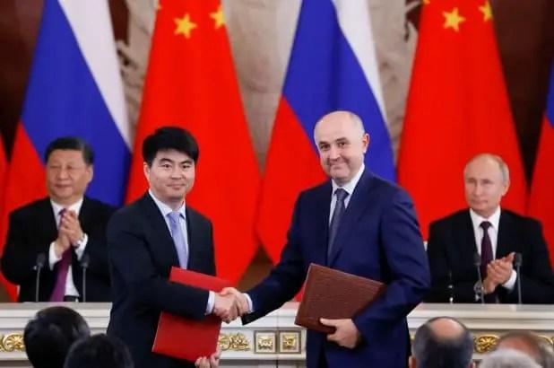 Huawei Russia 5G