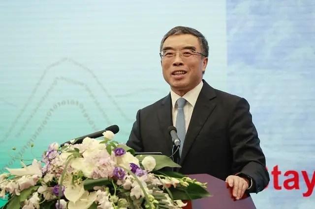 Mr. Liang Hua, Chairman of Huawei