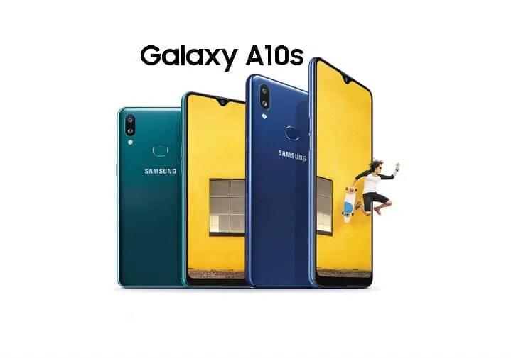 Samsung A10s Nepal