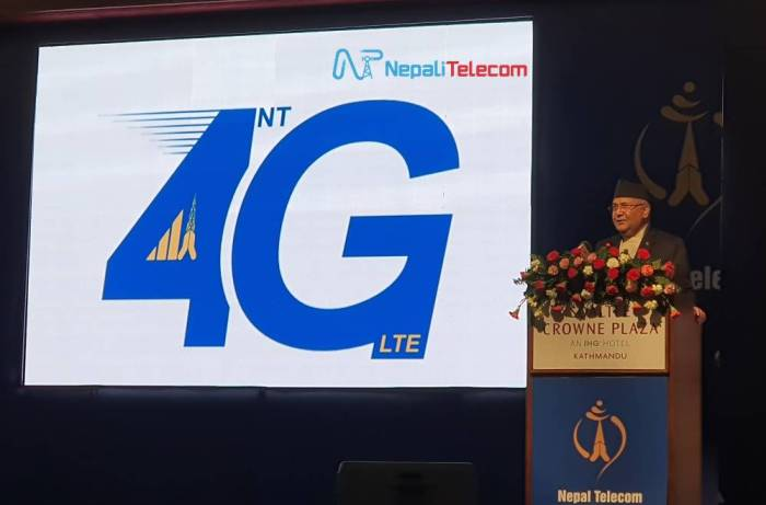 Ntc 4G launch by Prime Minister