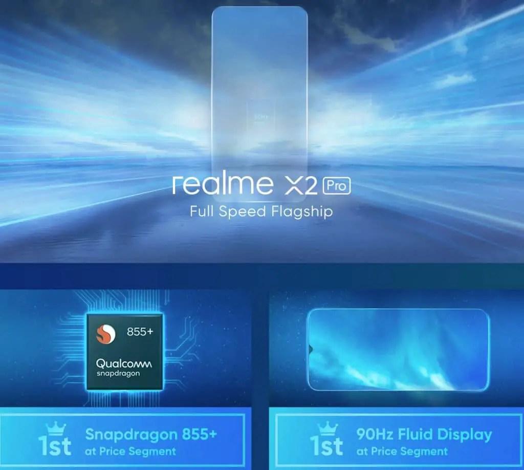 realme x2 pro performance