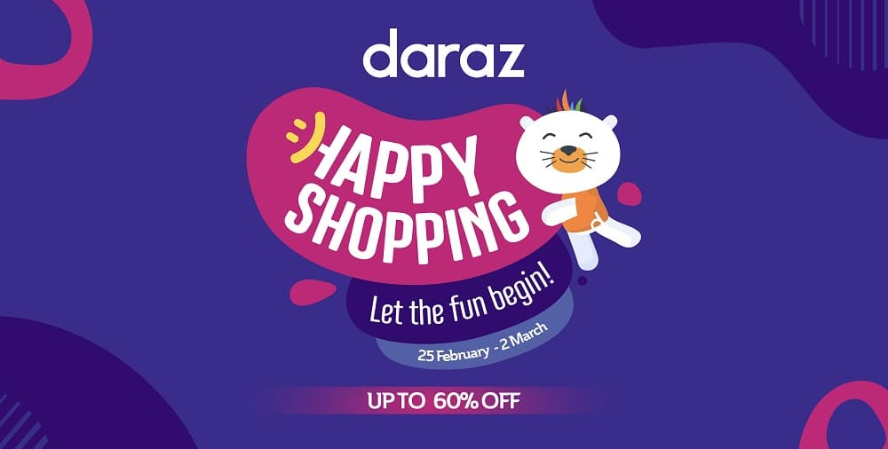 Daraz appy shopping offer