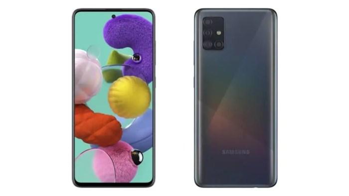 Samsung A51 price Nepal