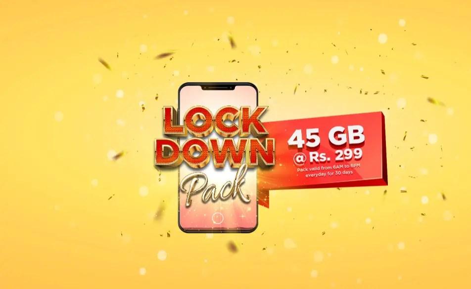 Smart Cell lockdown offer