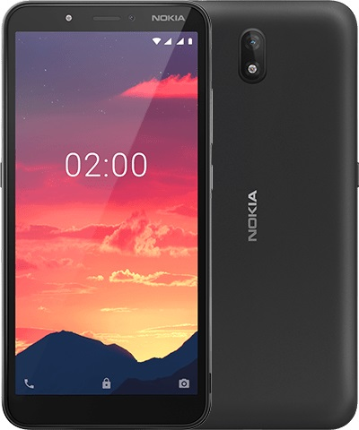 Nokis C2 phone in Nepal