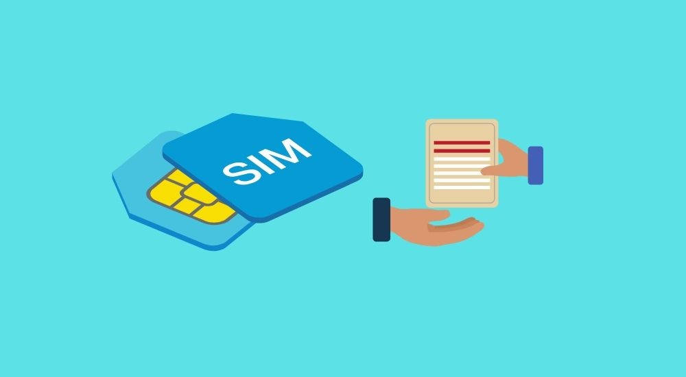 SIM card citizenship