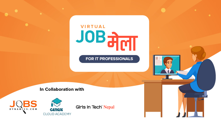 First Virtual IT job Fair Nepal