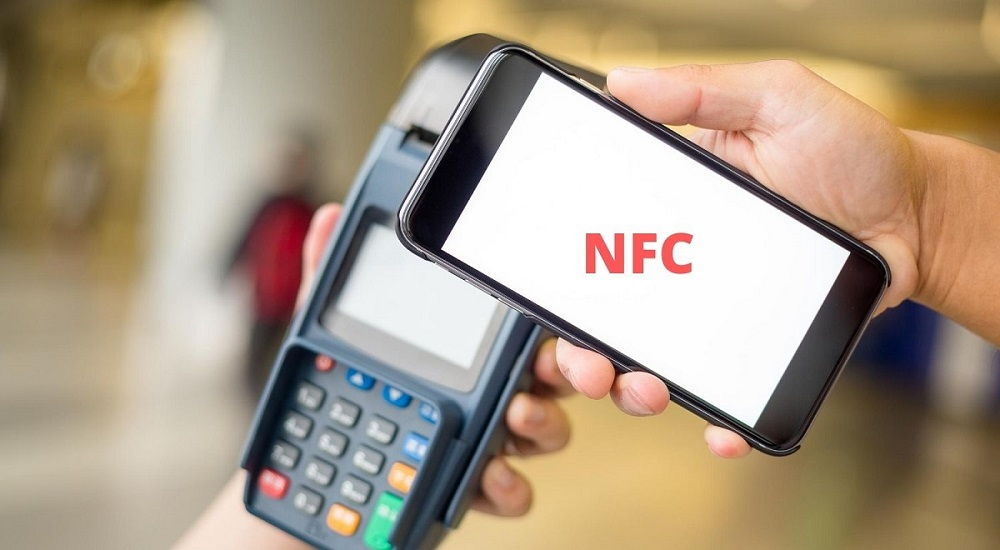 NFC in phone