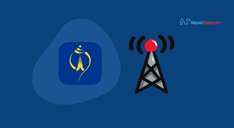 Nepal Telecom spectrum band