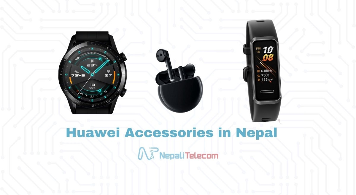 Huawei accessories price in nepal
