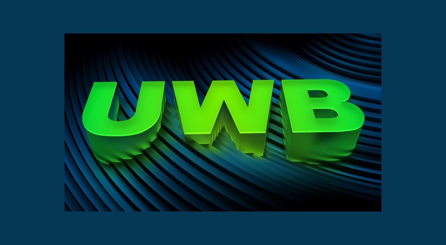 UWB Ultra Wideband Technology