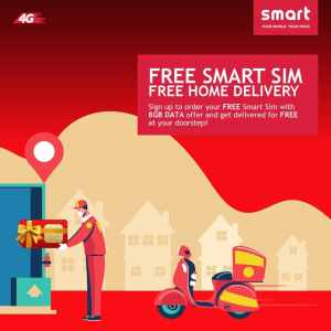 Smart Cell SIM delivery