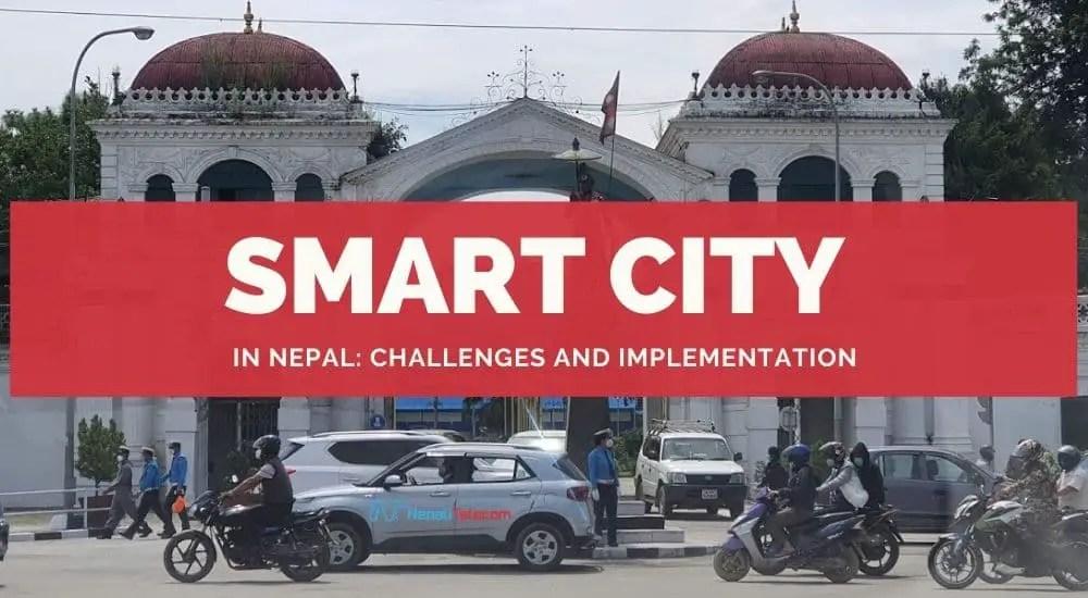 Smart City in Nepal