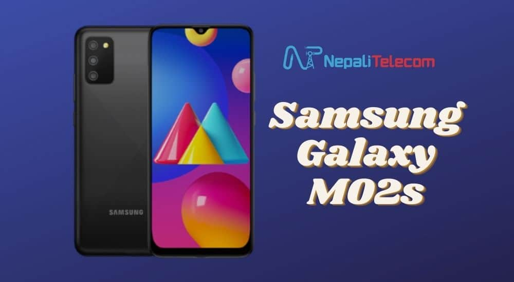 samsung galaxy m02s price in nepal official