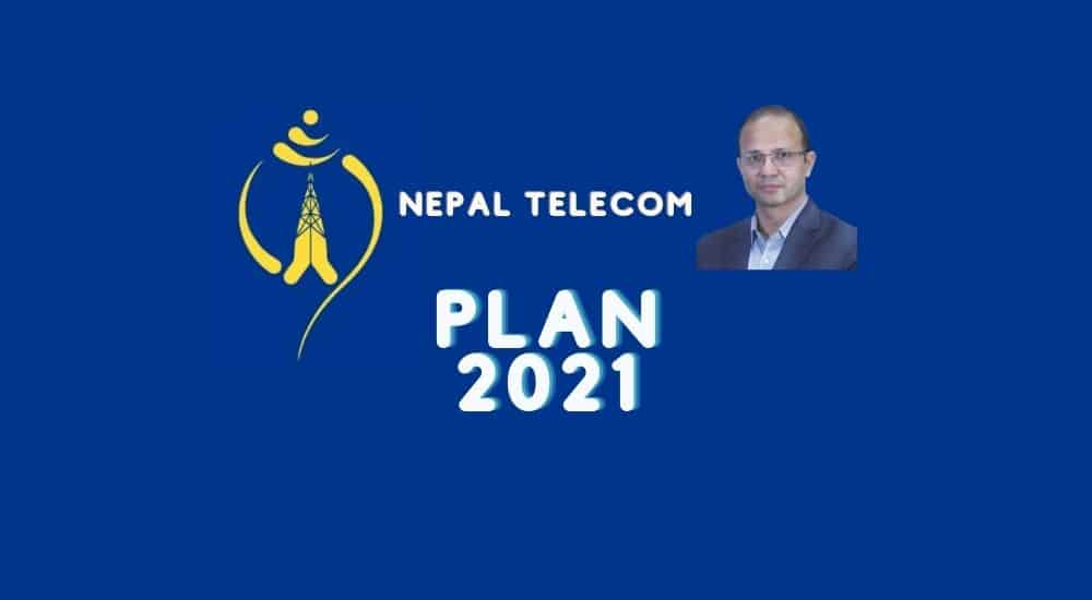 Nepal Telecom Plan 2021 5G AI