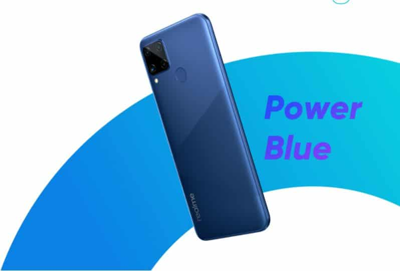 Realme C15 Qualcomm Edition Overview