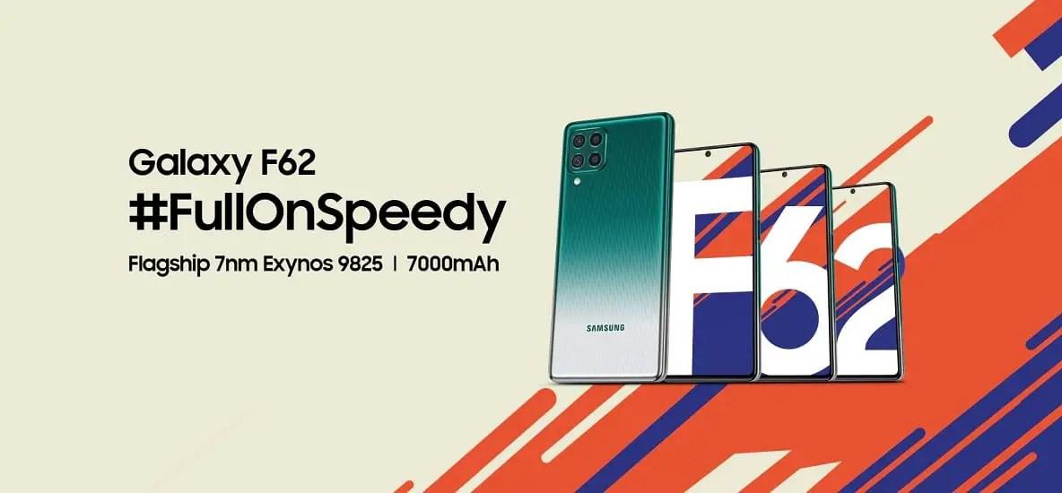 Samsung Galaxy F62 Price in Nepal