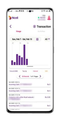 all-new-ncell-app-features