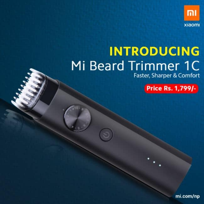 Mi Beard Trimmer 1C