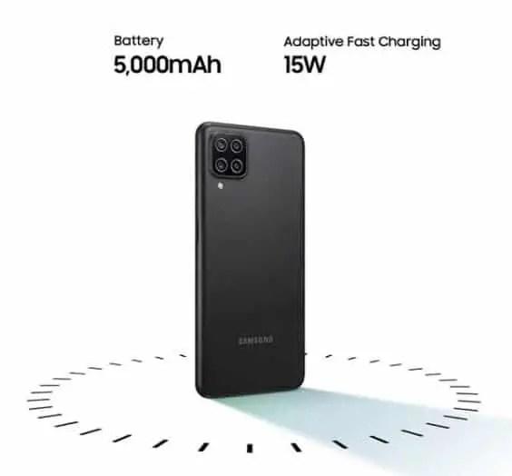 Samsung Galaxy A12 Battery