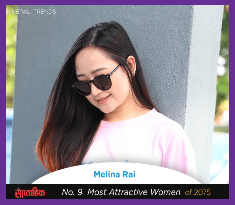 melina rai most beautiful nepali women