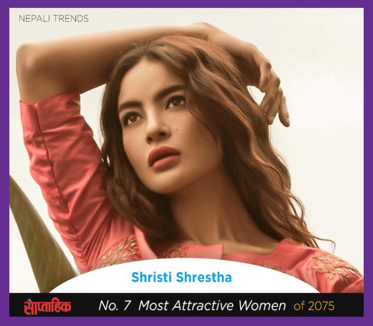 shristi shrestha most beautiful nepali women