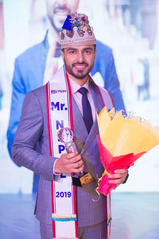 Mr Nepal World