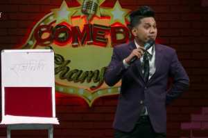 Himesh Panta Comedy Champion