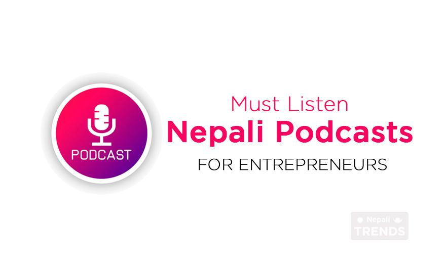 nepali podcast to listen