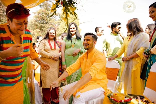 Shweta Khadka Wedding Photo1