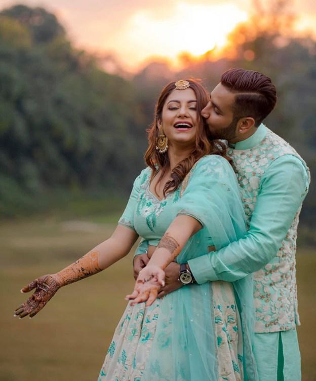 Shweta Khadka Wedding Photo2