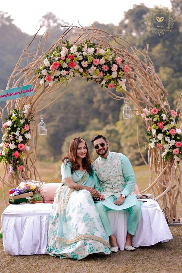 Shweta Khadka Wedding Photo5