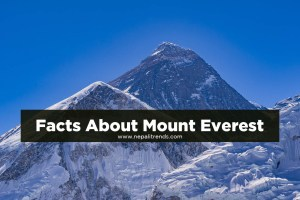 Facts About Mount Everest copy