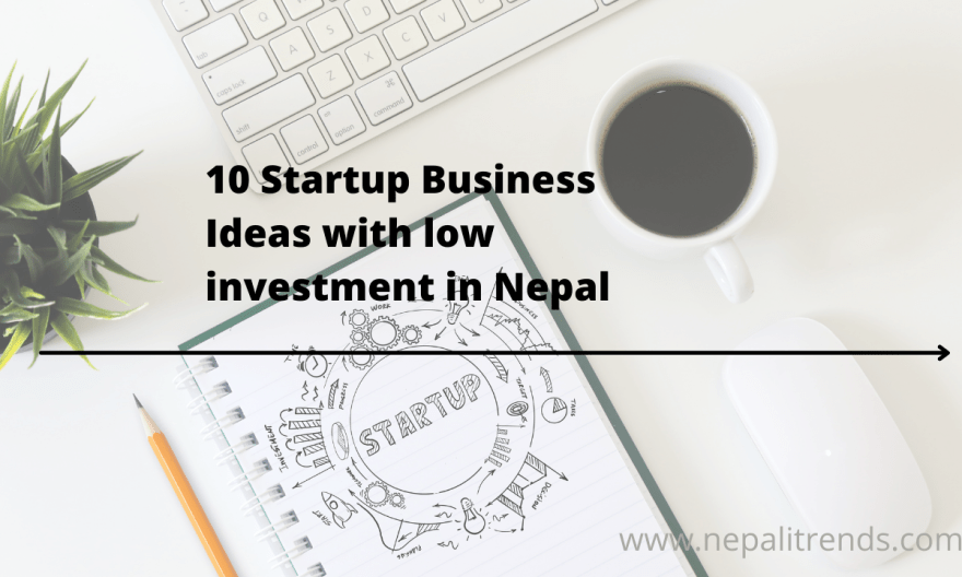 10 Startup business Ideas with low investment in Nepal