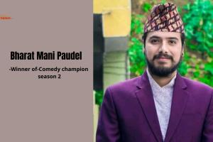 Bharat Mani Paudel Biography