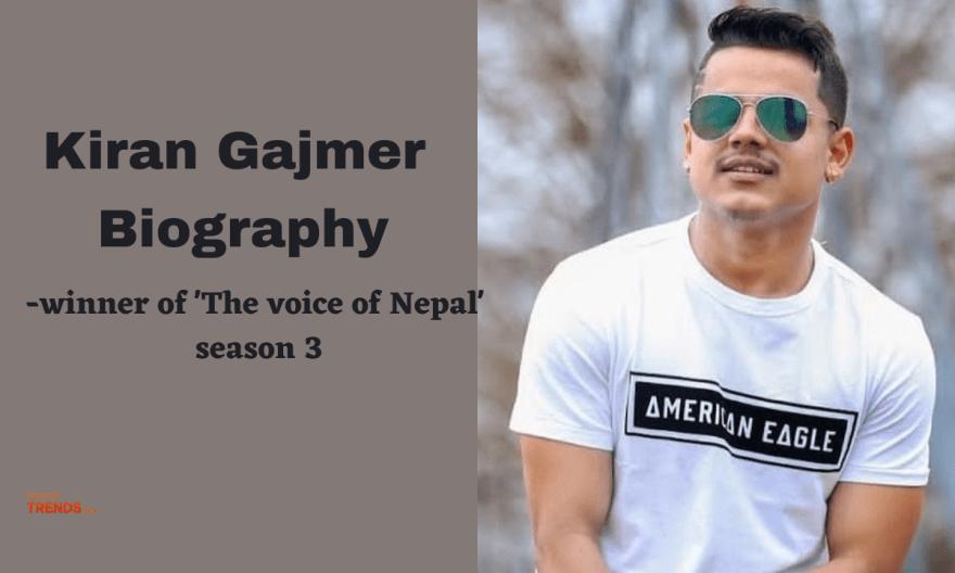Kiran Gajmer Biography