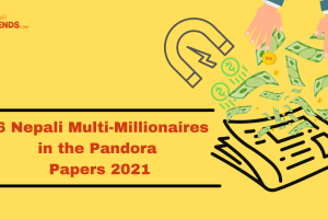 16 Nepali Multi-Millionaires in the Pandora Papers 2021