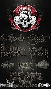Mortem's 3rd gig