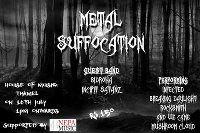 metal suffocation Nepali underground concert