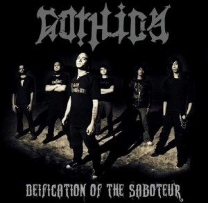 Gothica Deification of the Saboteur EP