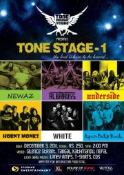 tone stage -1  gig2011