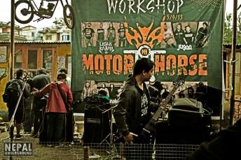 underground nepali gig workshop