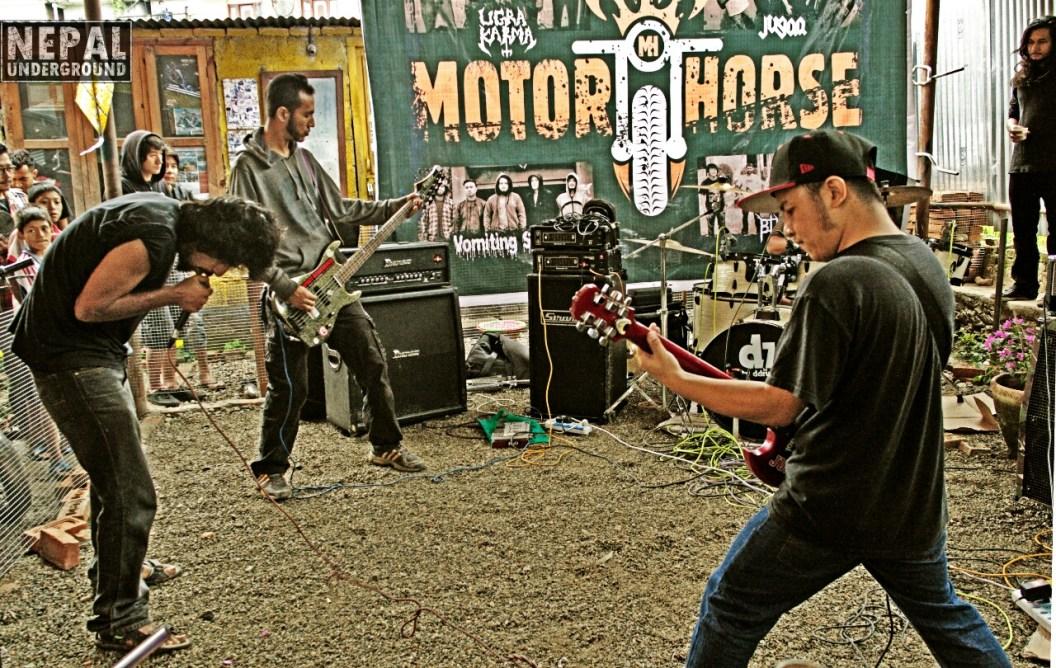 workshop gig jugga live