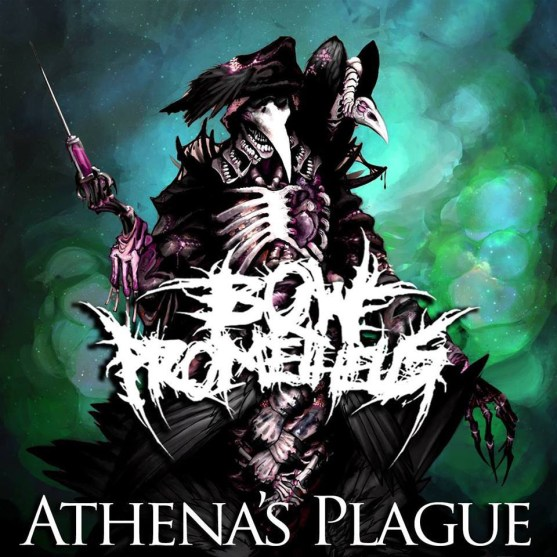 bow prometheus athena's plague