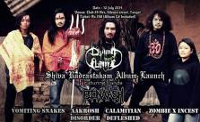 dying out flame album gig
