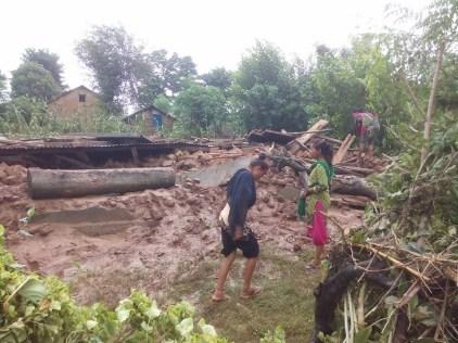 Devastating Flood Hits Nepal, Nepal Flood Donation Opportunity