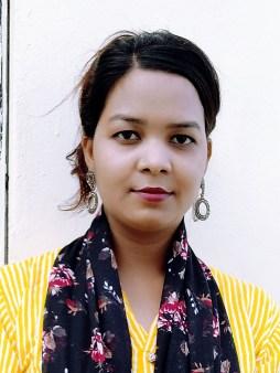 Frontline warrior Lila Tharu