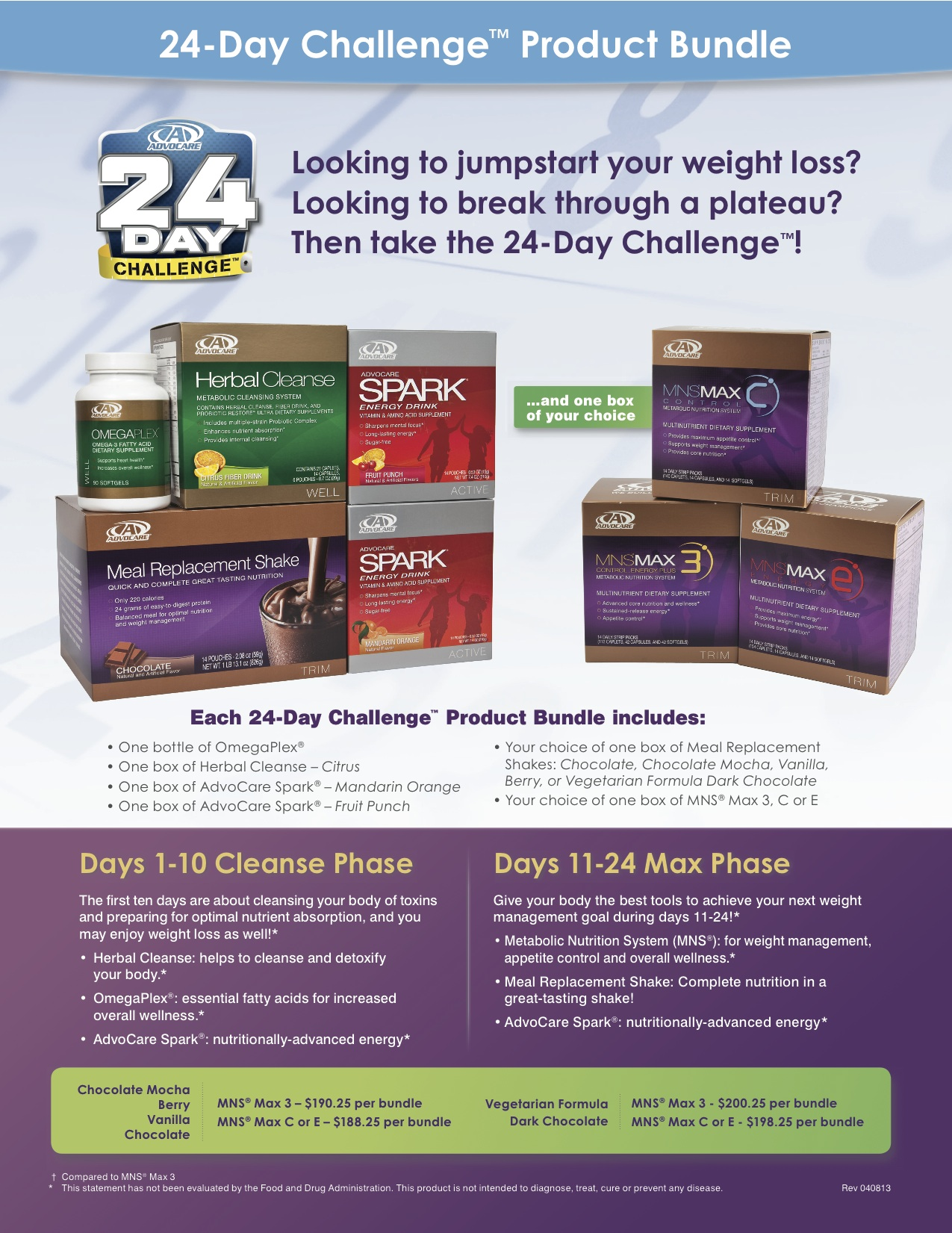 What S The Deal With Advocare
