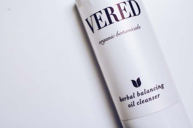 Vered Botanicals Oil Cleanser
