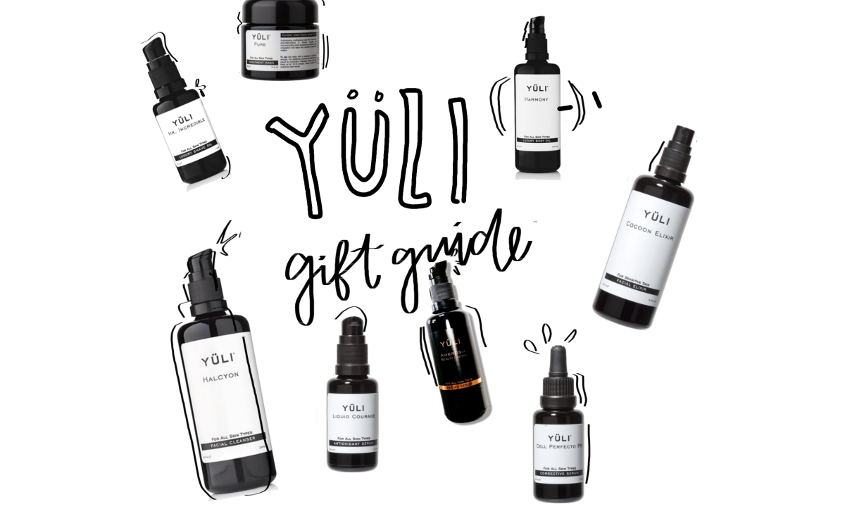 YÜLI Gift Guide and Holiday Event